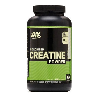 Креатин Optimum Nutrition Creatine Powder, 300 г: цена в Киеве