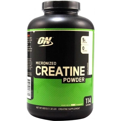 Креатин Optimum Nutrition Creatine Powder, 600 г: цена в Киеве